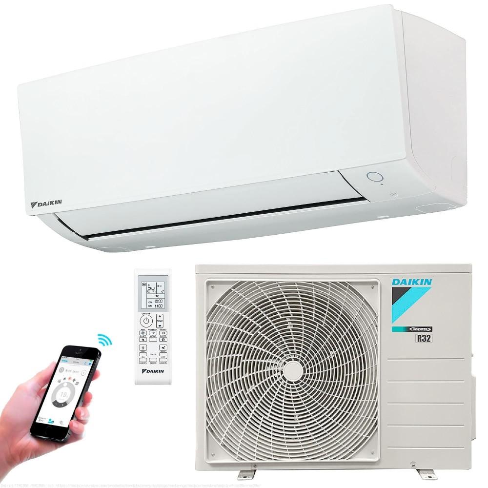 Климатик Daikin FTXC35B/RXC35B до 30 кв.м А++/А+