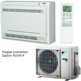 Daikin подово/стенен FVXM25F/RXM25M до25кв.м A++/A..