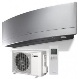 Климатик Daikin Emura FTXJ20MS/RXJ20M сива до 20 к..